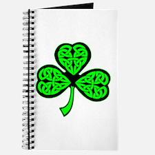 3 Leaf Celtic Journal