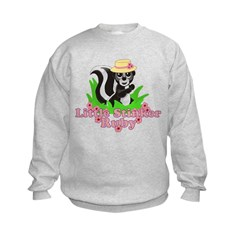 Little Stinker Ruby Sweatshirt
