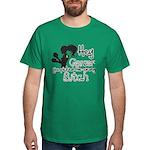 Wrong Bitch Non-Hodgkins Dark T-Shirt