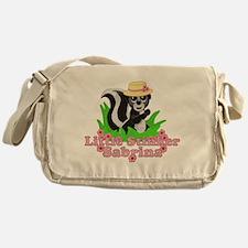 Little Stinker Sabrina Messenger Bag