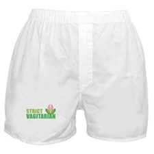 Strict Vagitarian Boxer Shorts