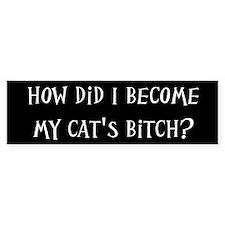 How Did I Become (Bumper Sticker)