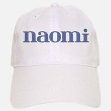 Naomi Blue Glass Baseball Baseball Cap