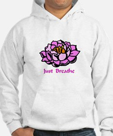 Just Breathe Gifts Hoodie