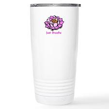 Just Breathe Gifts Travel Mug