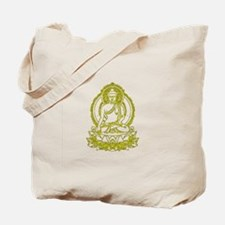 Golden Buddha Gifts Tote Bag