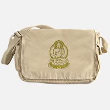 Golden Buddha Gifts Messenger Bag