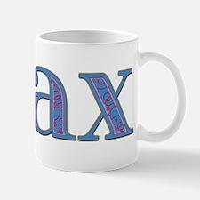 Max Blue Glass Mug