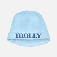 Molly Blue Glass baby hat
