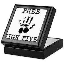 Free High Fives Keepsake Box
