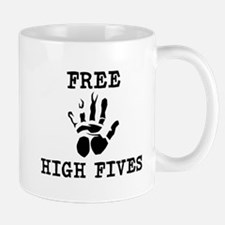 Free High Fives Mug