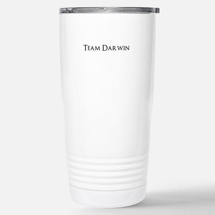 Team Darwin Travel Mug