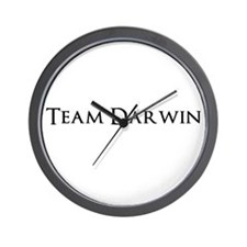 Team Darwin Wall Clock