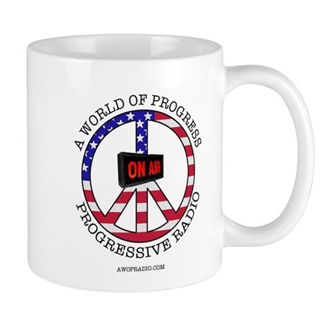 AWOP Radio Coffee Mug