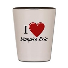 Funny Vampir Shot Glass
