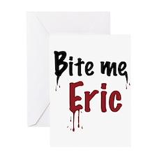 Funny Vampire Greeting Card