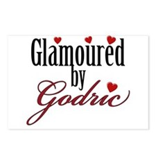 Cute Glamour Postcards (Package of 8)