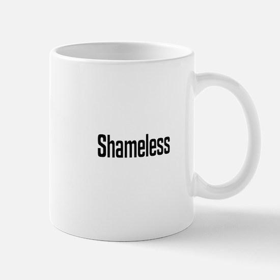 Shameless Large Mugs