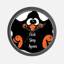 Sleep Apnea Wall Clock