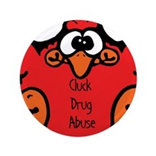 """Drug Abuse 3.5"""" Button (100 pack)"""