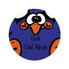 """Child Abuse 3.5"""" Button (100 pack)"""