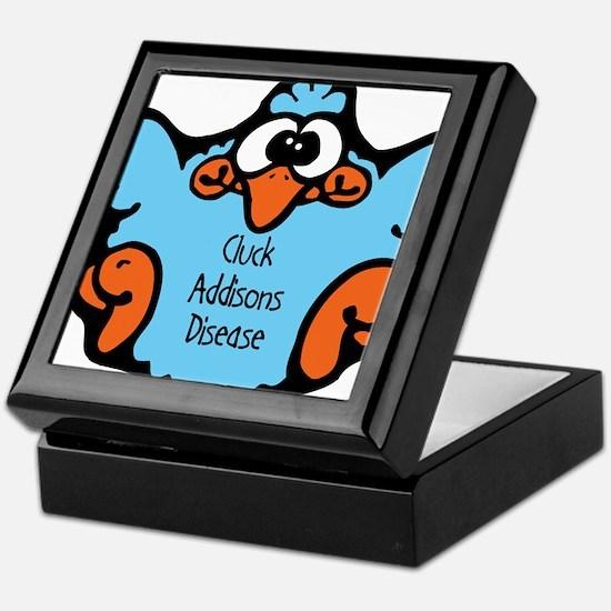 Addisons Disease Keepsake Box