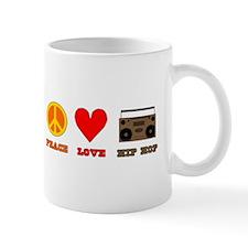 Peace Love Hip Hop Mug