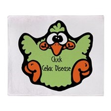 Celiac Disease Throw Blanket