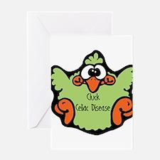 Celiac Disease Greeting Card
