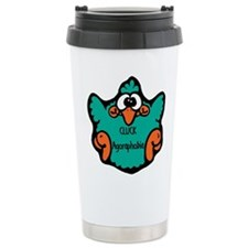 Agoraphobia Travel Coffee Mug