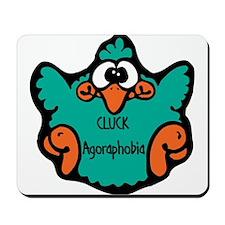 Agoraphobia Mousepad