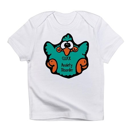 Anxiety Disorder Infant T-Shirt