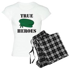 True Heroes Green Beret Pajamas