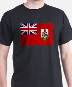 Unique Flag of bermuda T-Shirt