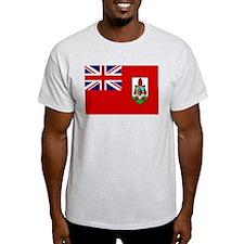 Cute Flag of bermuda T-Shirt