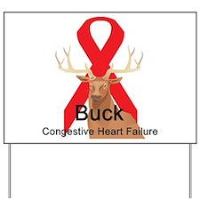Congestive Heart Failure Yard Sign