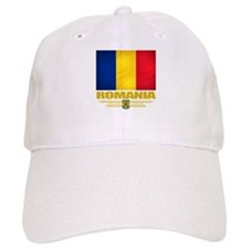 Flag of Romania Baseball Cap