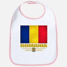 Flag of Romania Bib