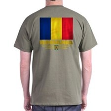 Flag of Romania T-Shirt
