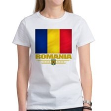 Flag of Romania Tee