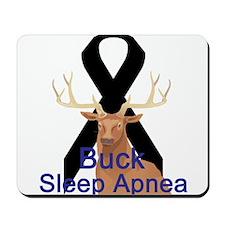 Sleep Apnea Mousepad