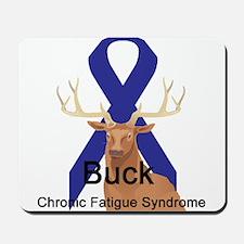 Chronic Fatigue Syndrome Mousepad