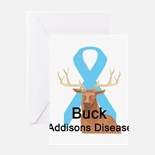 Addisons Disease Greeting Card