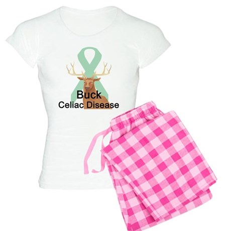 Celiac Disease Women's Light Pajamas