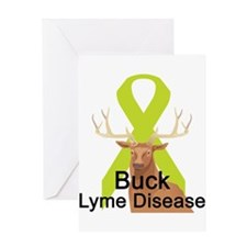 Lyme Disease Greeting Card