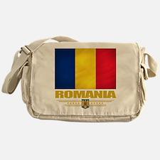 Flag of Romania Messenger Bag