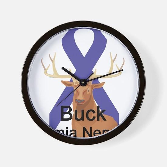 Bulimia Nervosa Wall Clock