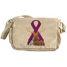 Epilepsy Messenger Bag