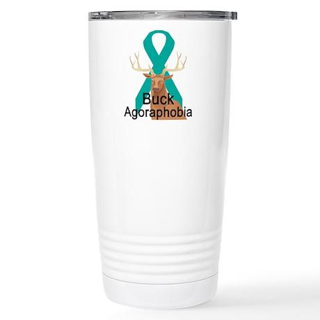 Agoraphobia Stainless Steel Travel Mug