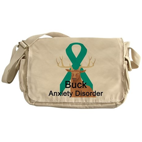 Anxiety Disorder Messenger Bag